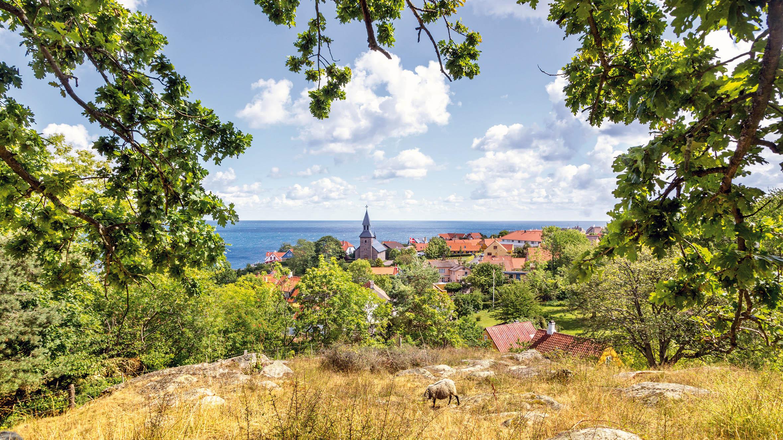 Bornholm och Visby med Cinderella kryssning