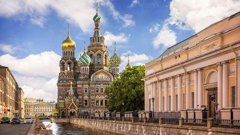St Petersburg, Ryssland